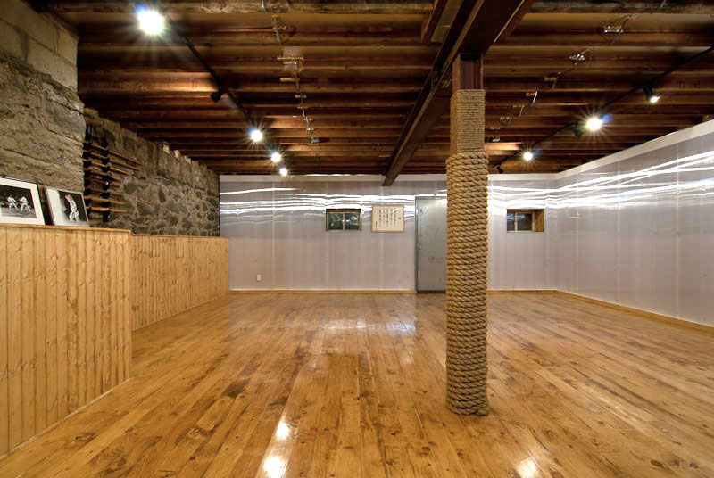 arctangent architecture design aad wtko honbu dojo space in