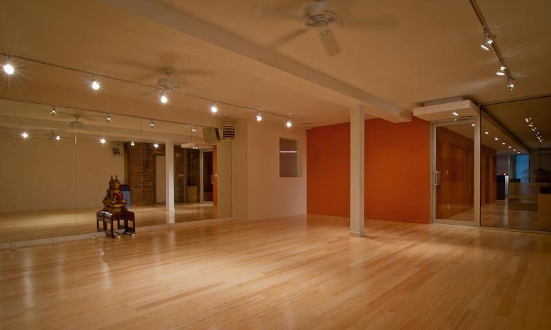 Arctangent Architecture Design Aa D Earth Yoga Nyc Interior Design For A Contemporary Space Of Modern Yoga